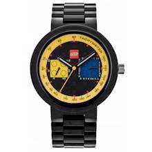 Lego Watch System sort / gult herre ur - Two by Two