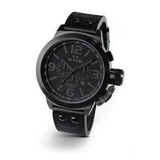 TW Steel Cool Black Chronograph