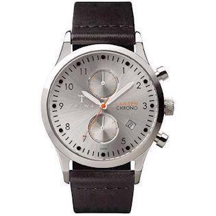 Triwa Stirling Lansen Chrono Black Classic herreur
