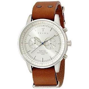 Triwa  Stirling Nevil Brown Nato  herreur med chrongraph