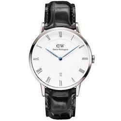 rustfri stål Dapper Reading quartz Herre ur fra Daniel Wellington