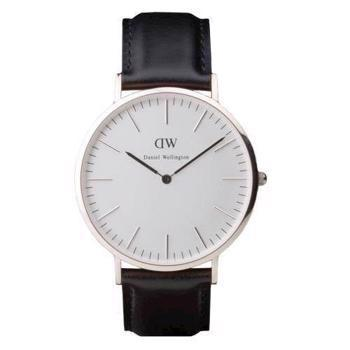 Daniel Wellington Sheffield sølv dame ur