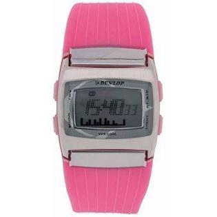 Dunlop Chick 3 digital pink  dame ur