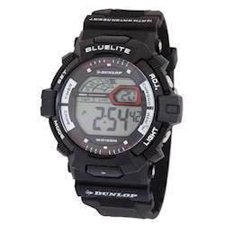 Dunlop digitalt Bluelite herre ur