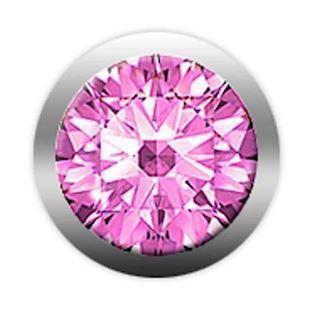 Christina Design London Collect ædelsten, Pink Safir