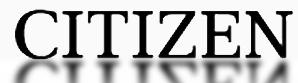 Citizen ure. Ur-Tid.dk autoriseret Citizen forhandler