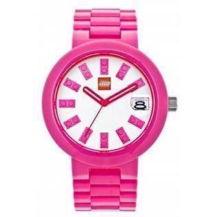 Lego Watch System Pink dame ur